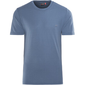 Maier Sports Walter T-Shirt Men ensign blue